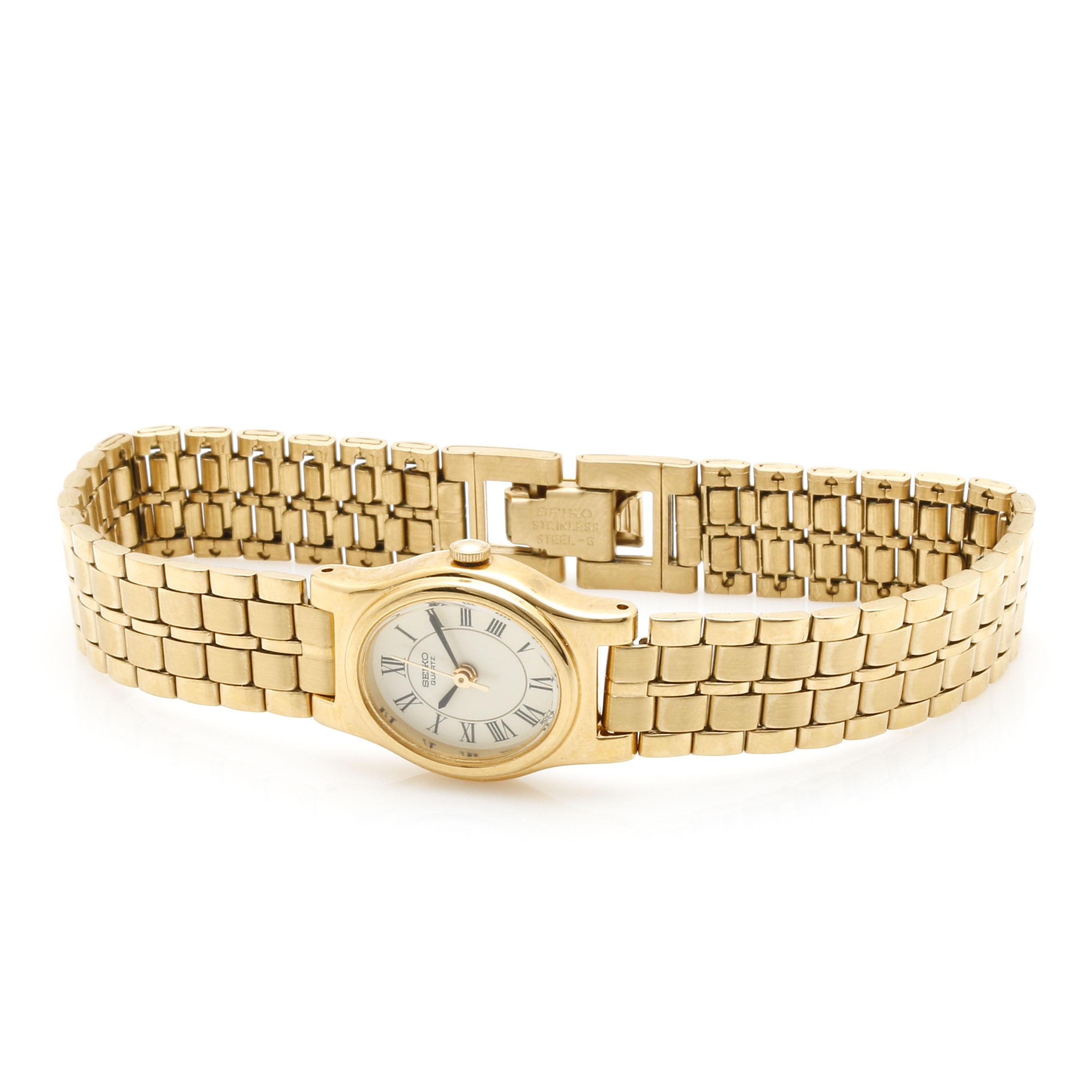 Women's Seiko Quartz Wristwatch