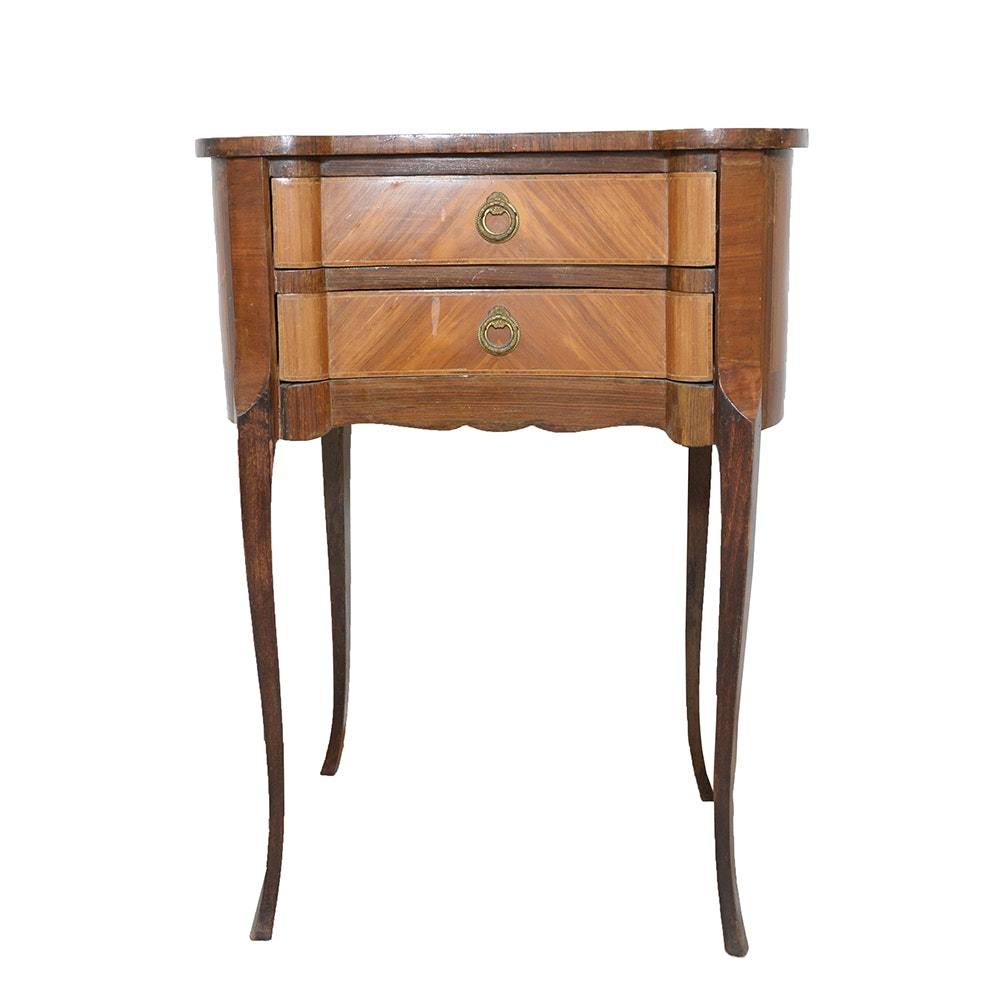Early 20th Century Louis XV Style Commode Stand