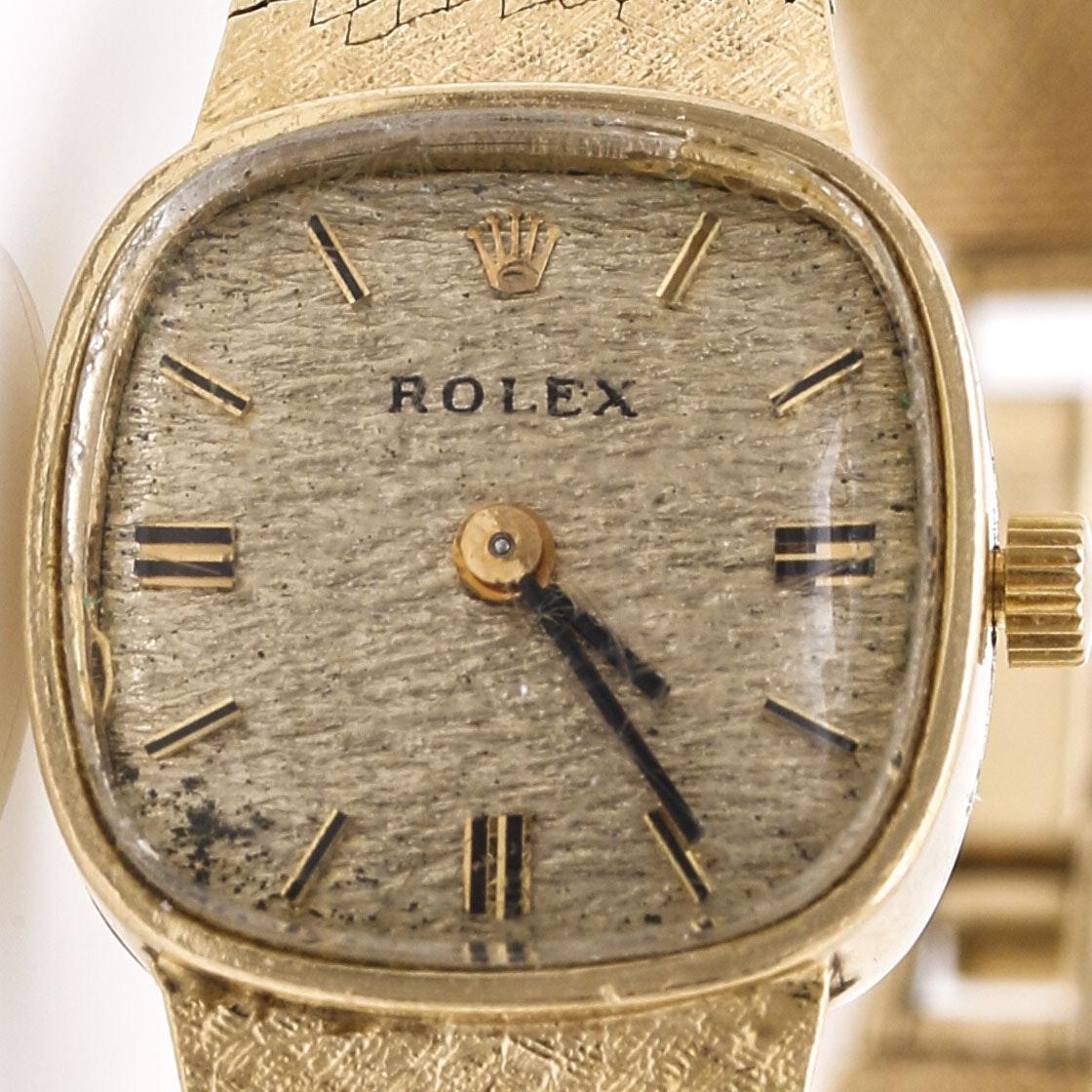 Women's 14K Yellow Gold Wristwatch