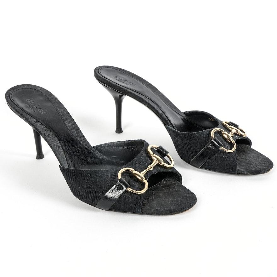 6a5be97341b Women s Gucci Slide Heels   EBTH