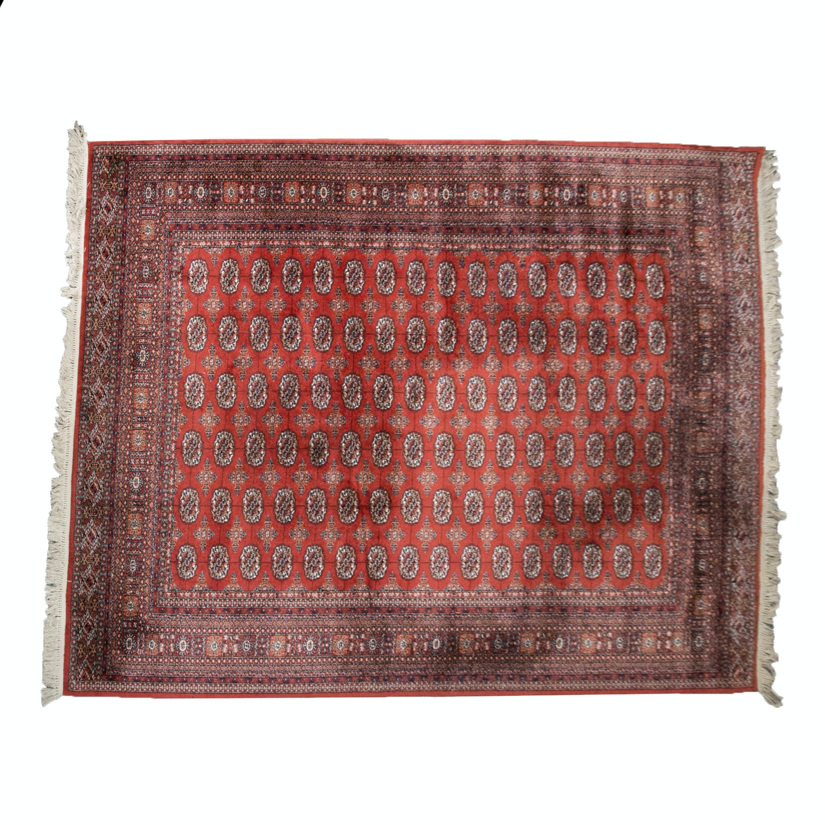 "Power-Loomed Karastan ""Antique Bokhara"" Area Rug"