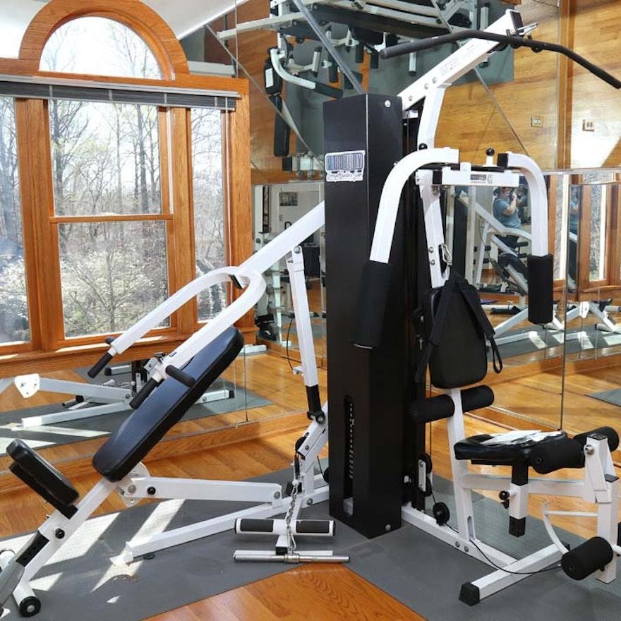 Parabody multi station home gym ebth