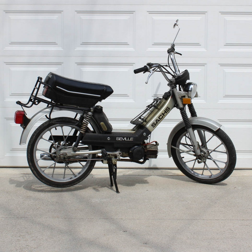 1979 Sachs Moped