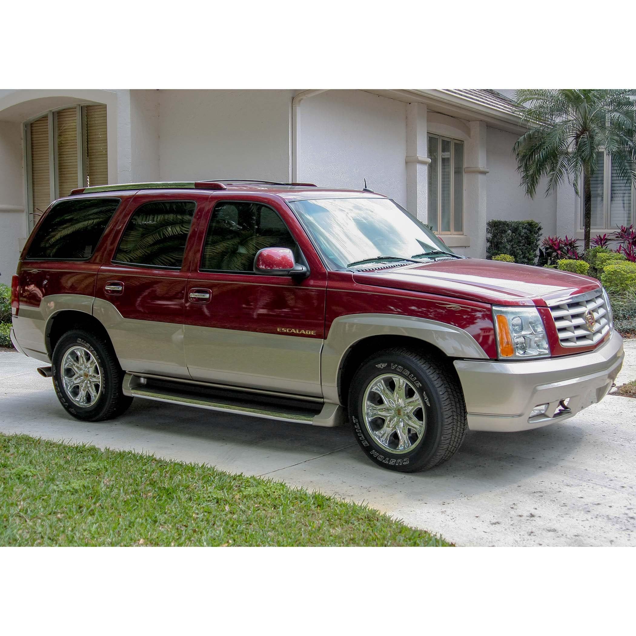 2002 Cadillac Escalade Luxury SUV