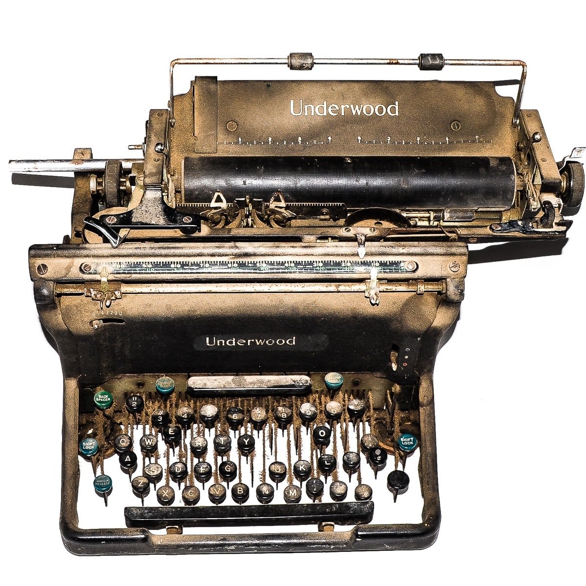 Underwood Standard Typewritter