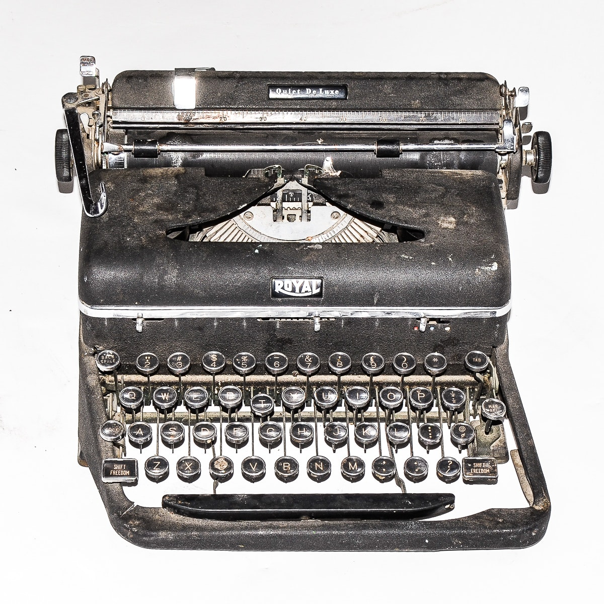 Royal Quiet de Lux Typewriter