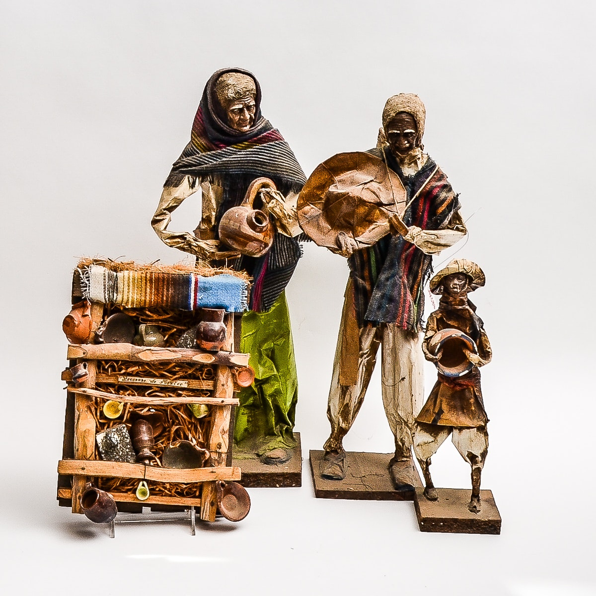 Handmade Mexican Folk Art