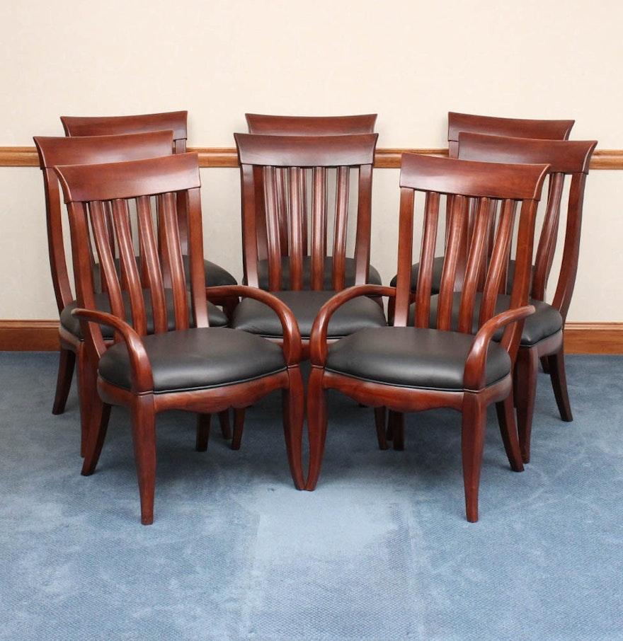"Bernhardt Furniture ""Paris"" Dining Chairs : EBTH"