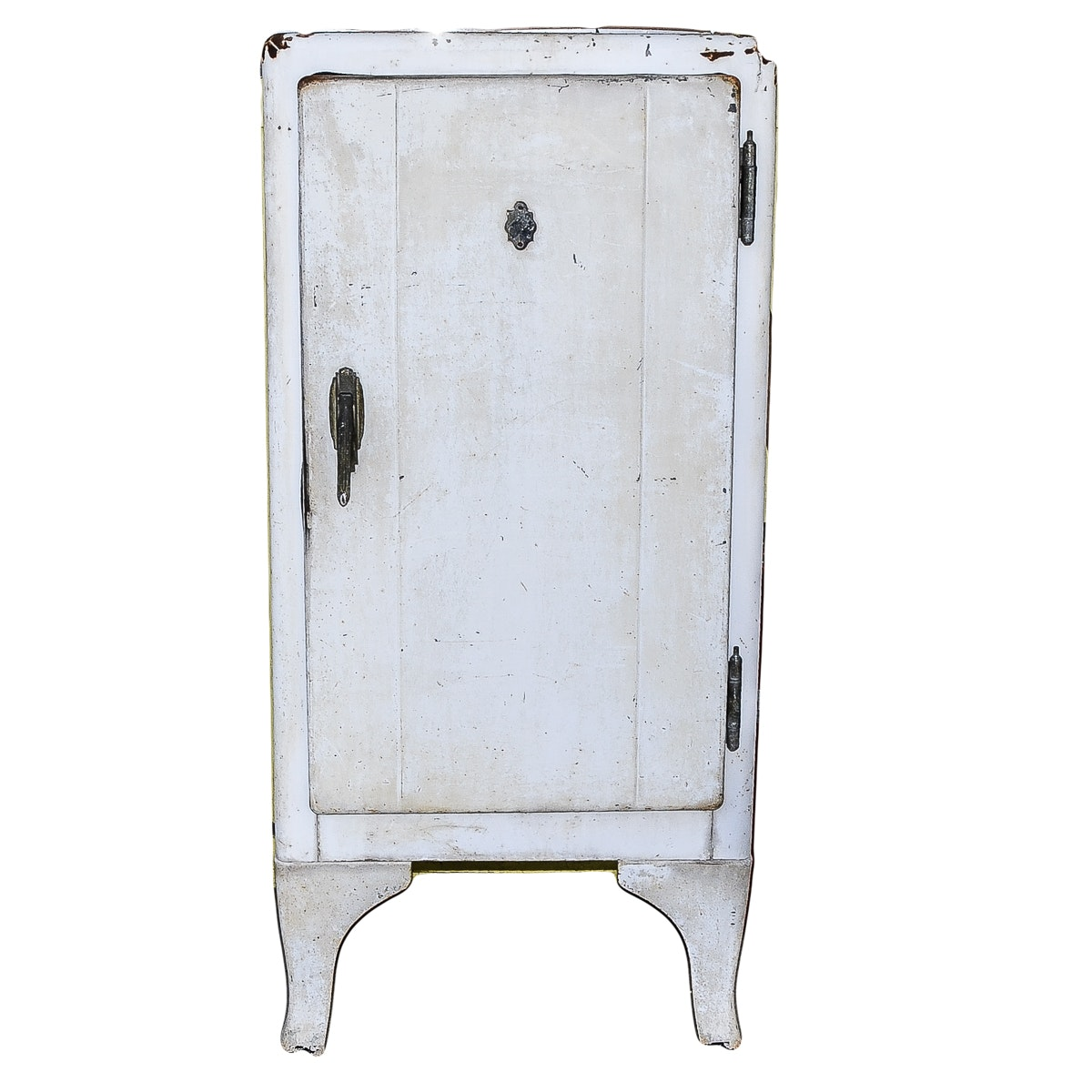 Vintage Ward Fridge/Ice Box