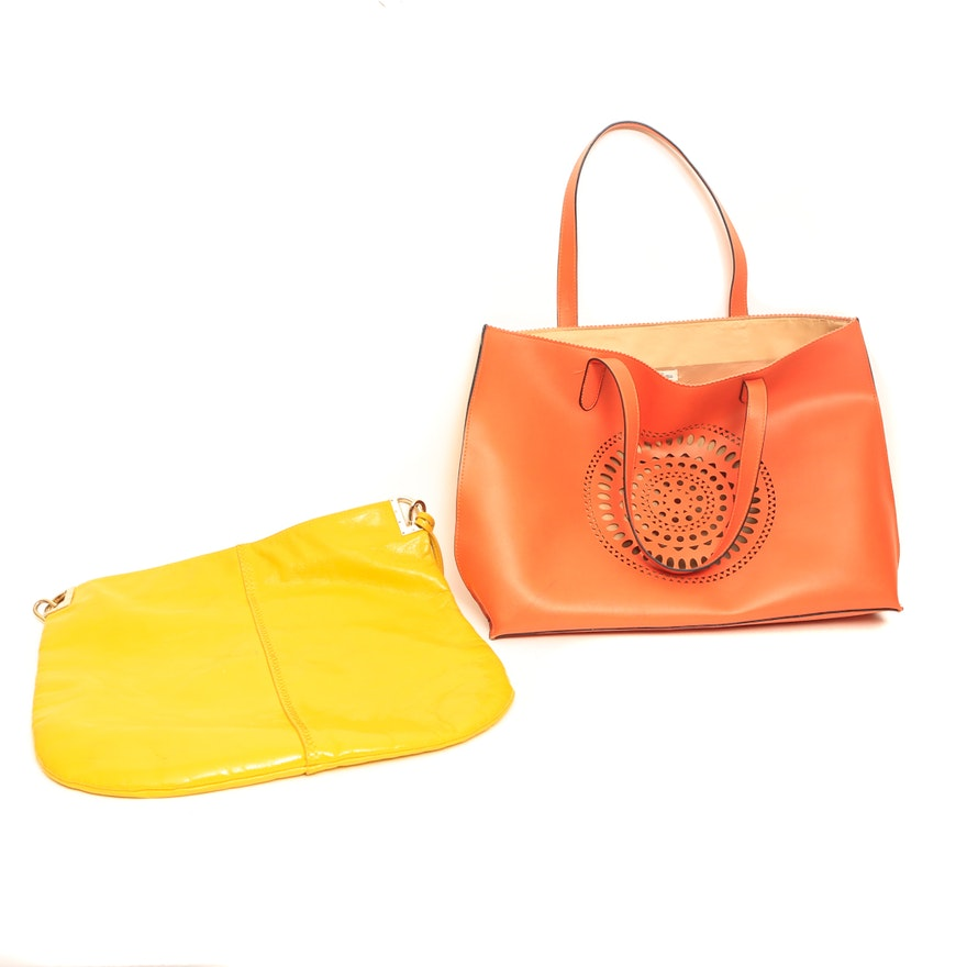 b995dee15021 Colorful Handbags by Badgley Mischka and Neiman Marcus   EBTH