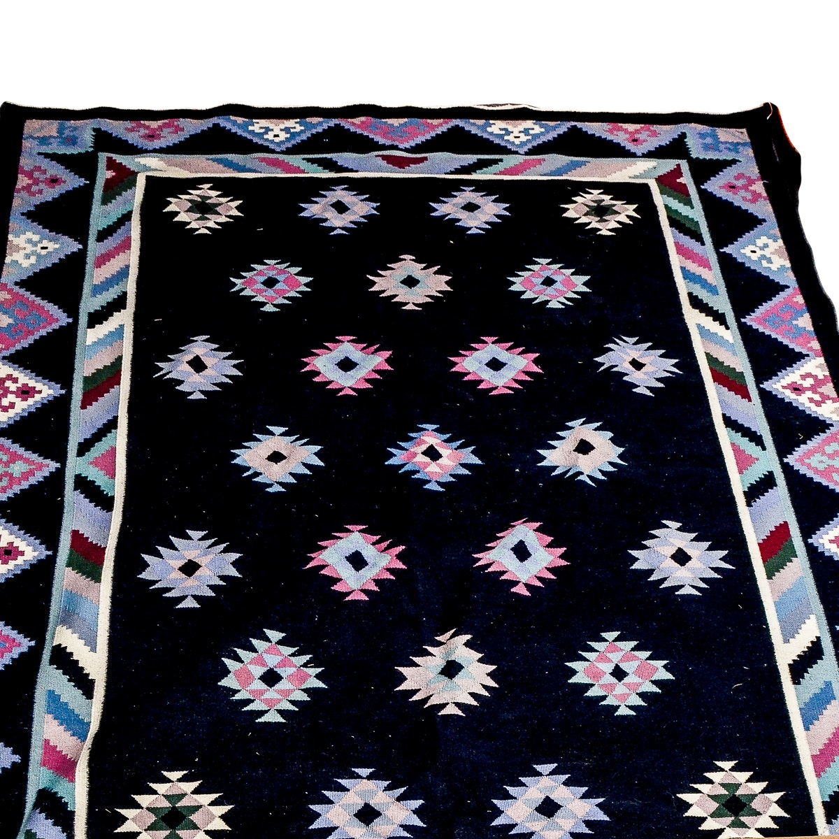 American Indian Hand Woven Area Rug
