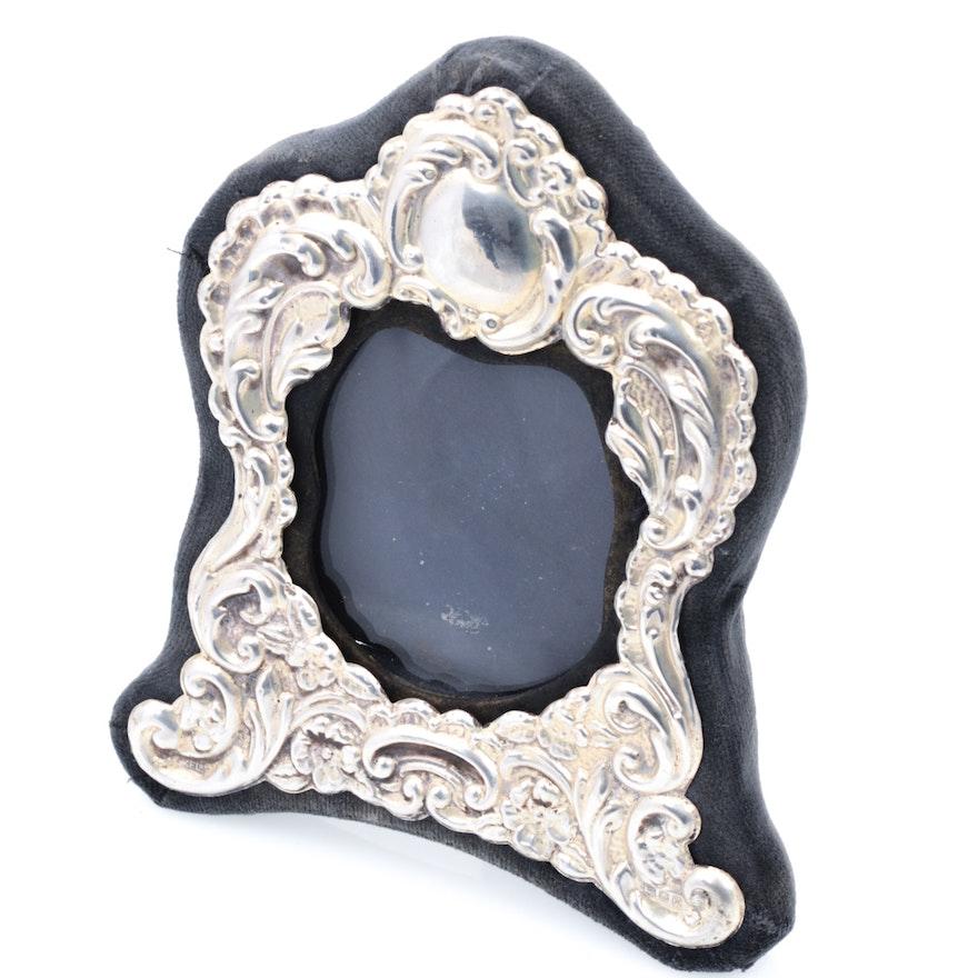 Vintage Keyford Frames Ltd. Sterling Silver Picture Frame : EBTH