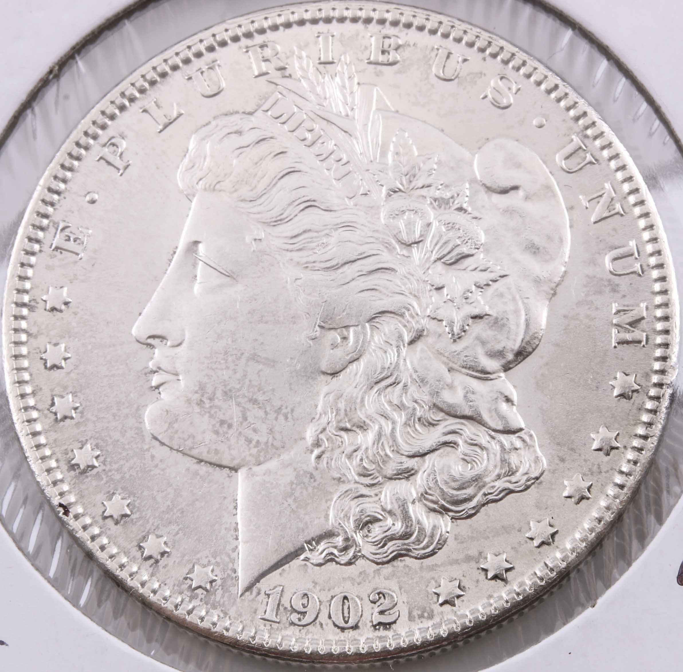 1902 O Silver Morgan Dollar