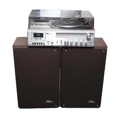 zenith allegro console stereo manual