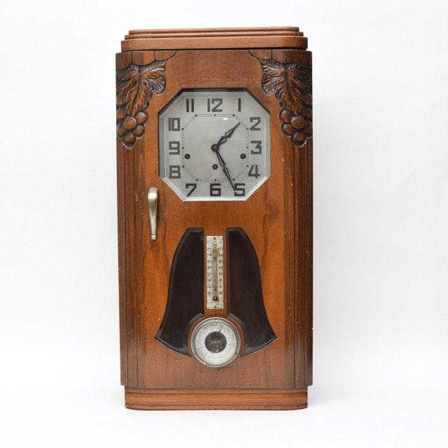 antique french pendulum wall clock - Pendulum Wall Clock