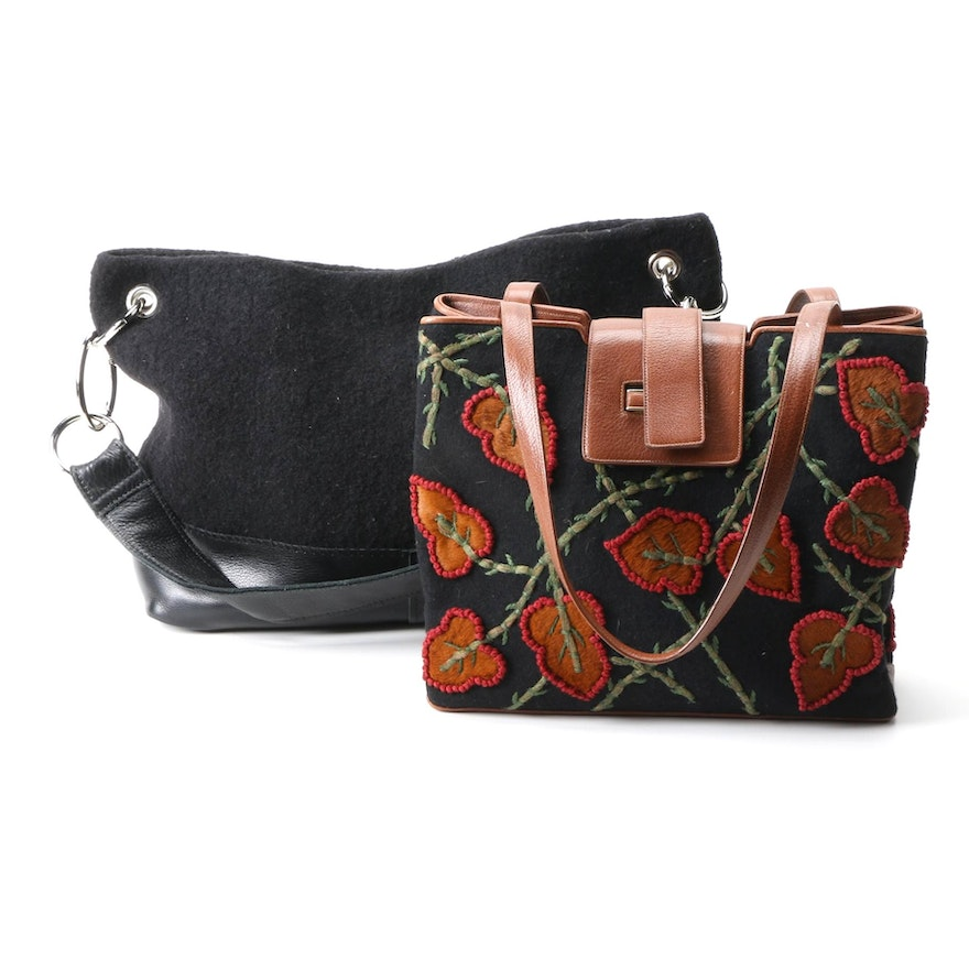 Michelle Hatch And Sarah Oliver Handbags