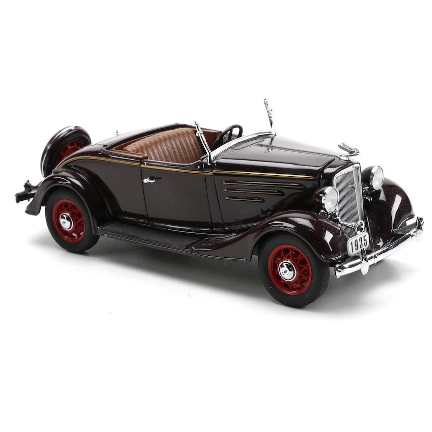 1935 Chevrolet Standard Sports Roadster Die-Cast Car