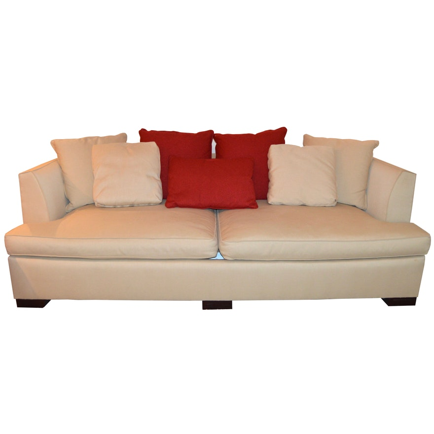 Todd oldham sofa by hickory chair furniture co ebth for Furniture 365 oldham