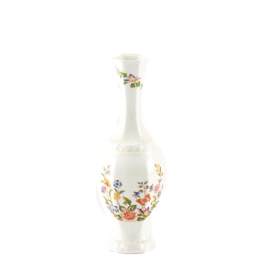 Aynsley Cottage Garden Vase Ebth