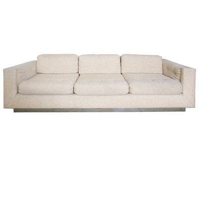 Vintage Box Sofa