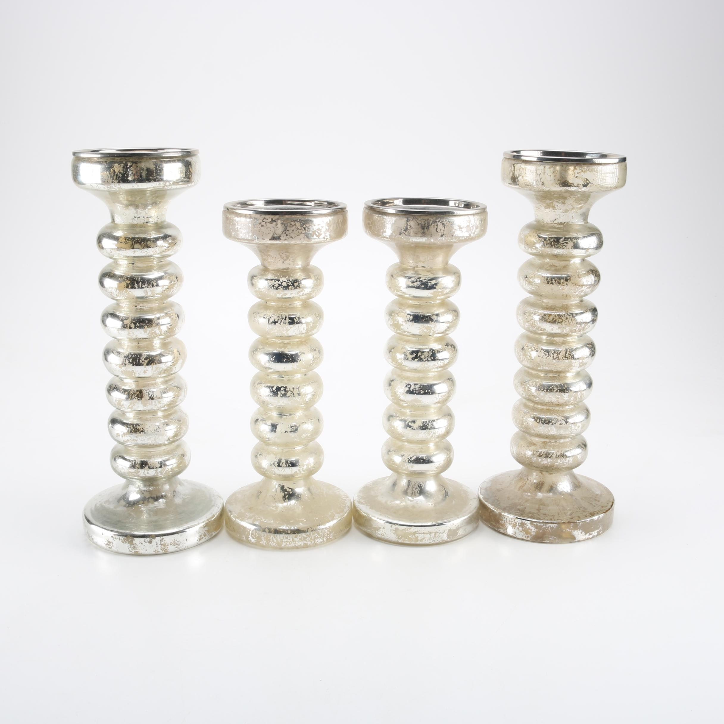 Turned Style Candleholders
