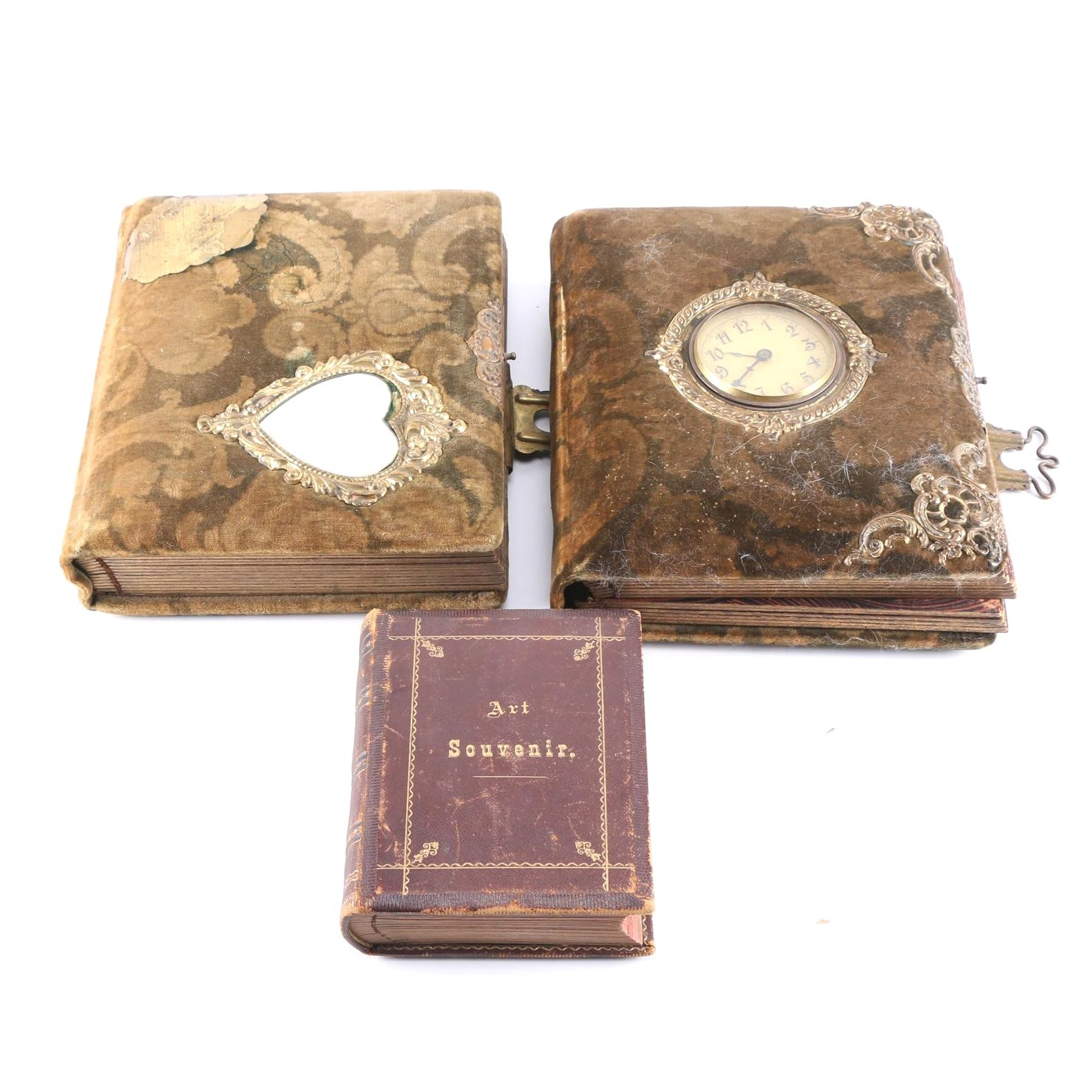 Victorian Style Photo Booklets