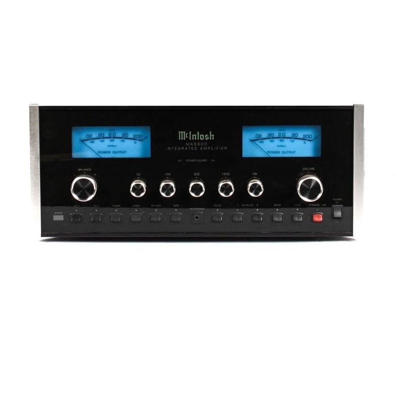 McIntosh MA6900 Integrated Amplifier