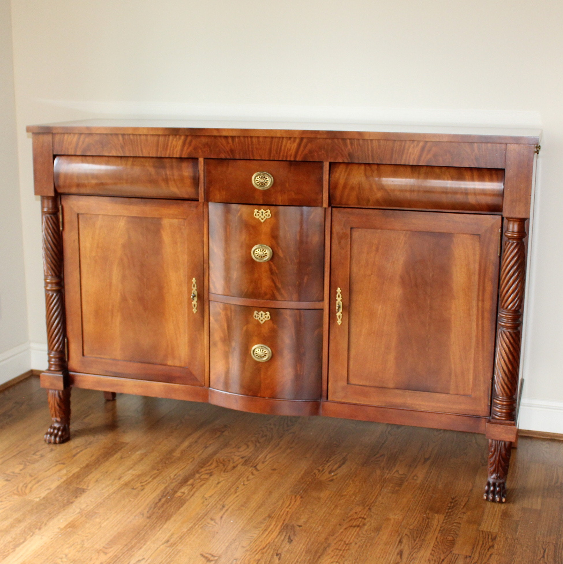 Burlwood Sideboard by Hickory Chair Manufacturing