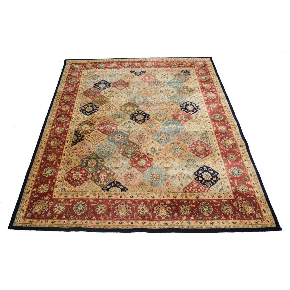 Nourison Hand Tufted Wool Area Rug