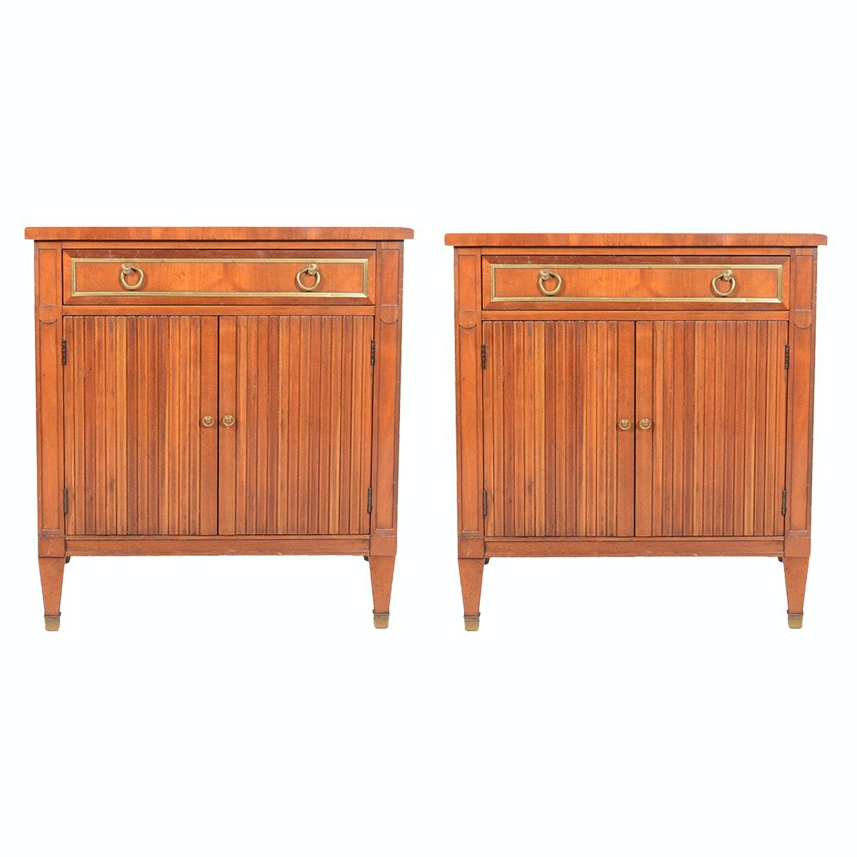 """Kindel Furniture """"Belvedere"""" Bedside Tables EBTH"""