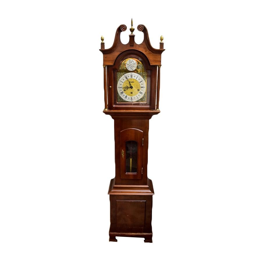 Daneker Tempus Fugit Grandfather Clock