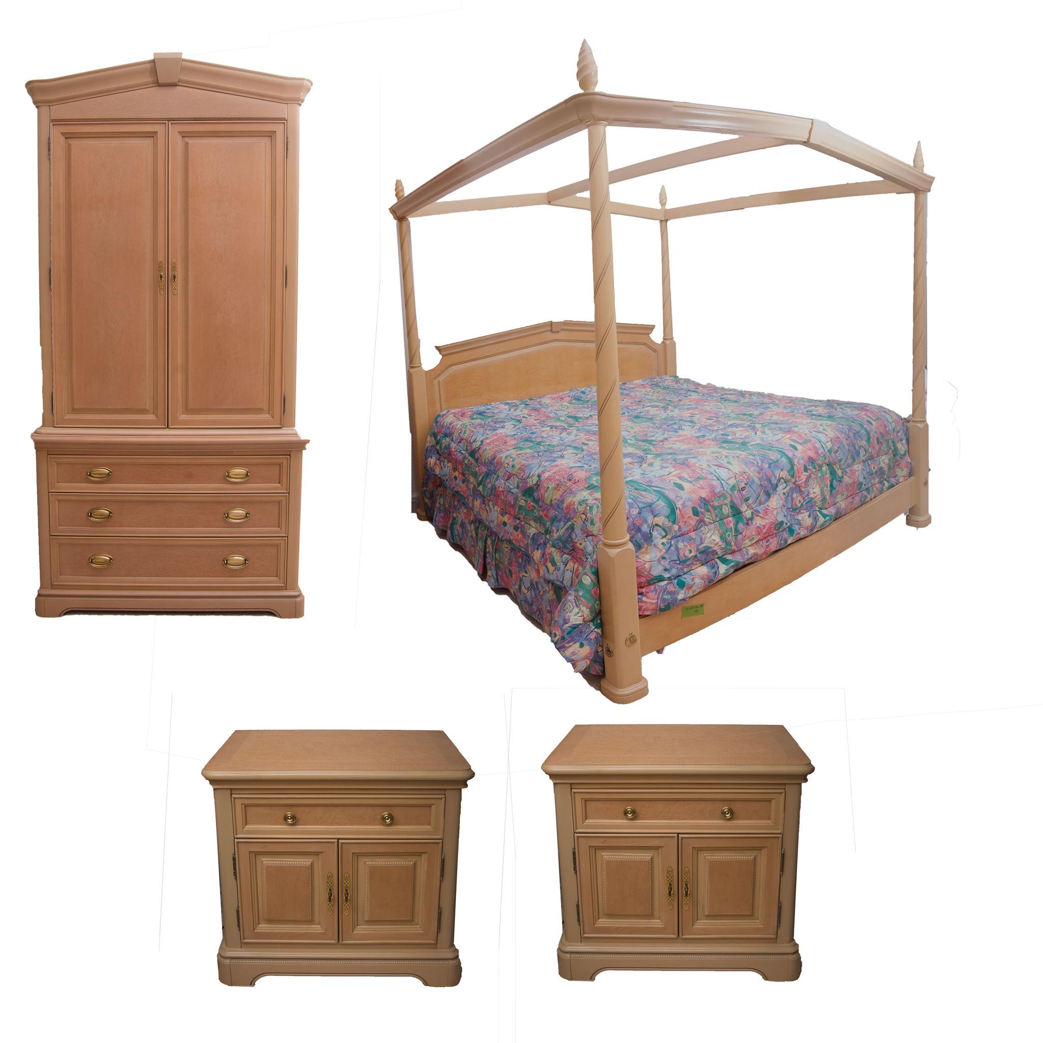 Bedroom Set by Bernhardt