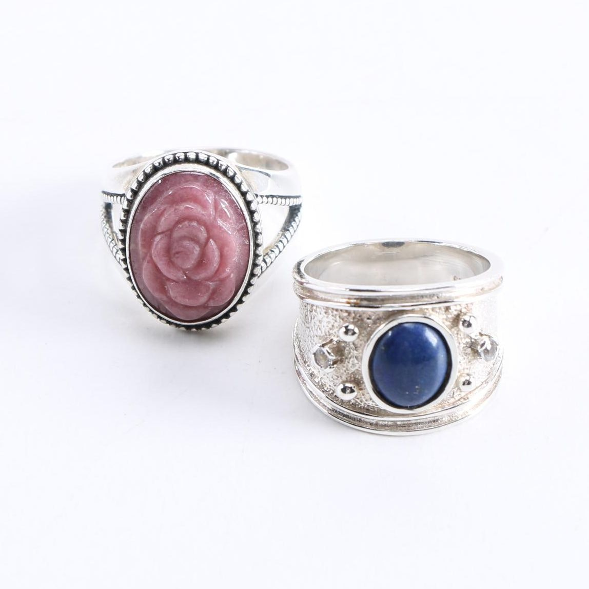 Carolyn Pollack Sterling Silver Rings