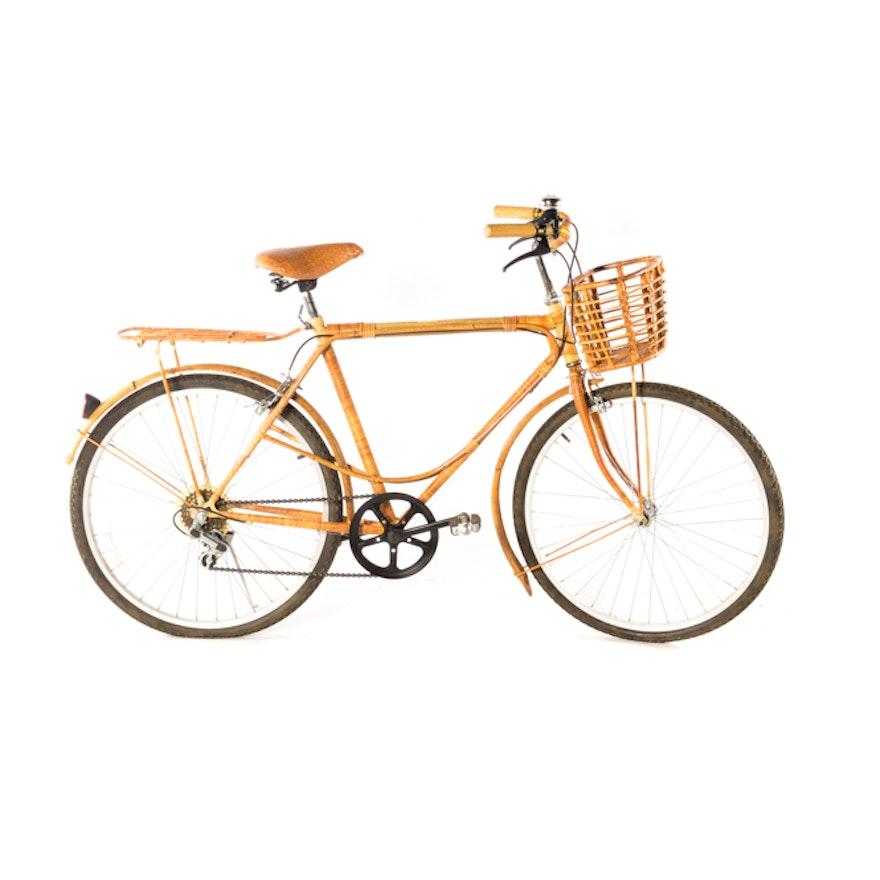 Bamboo Bike : EBTH