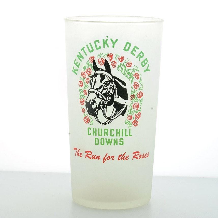 Official 1953 Kentucky Derby Julep Cup
