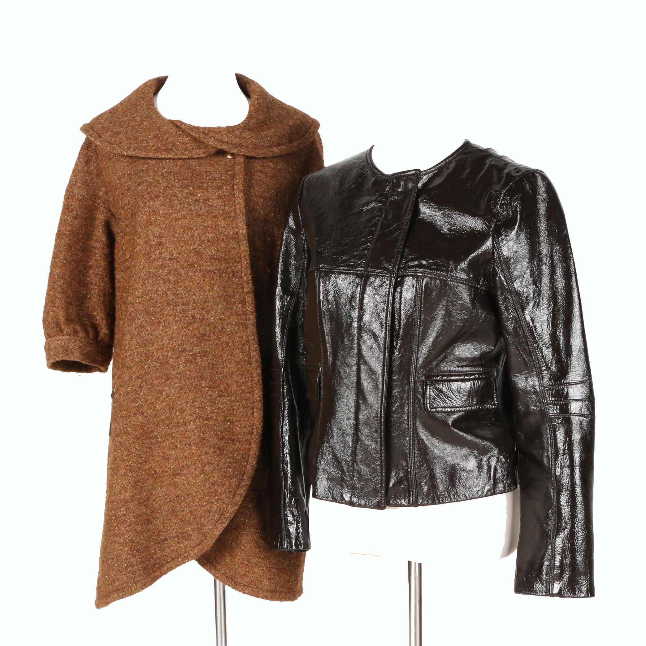 Pair of Vittadini Coats