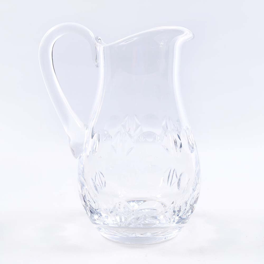 Tiffany & Co. Crystal Pitcher