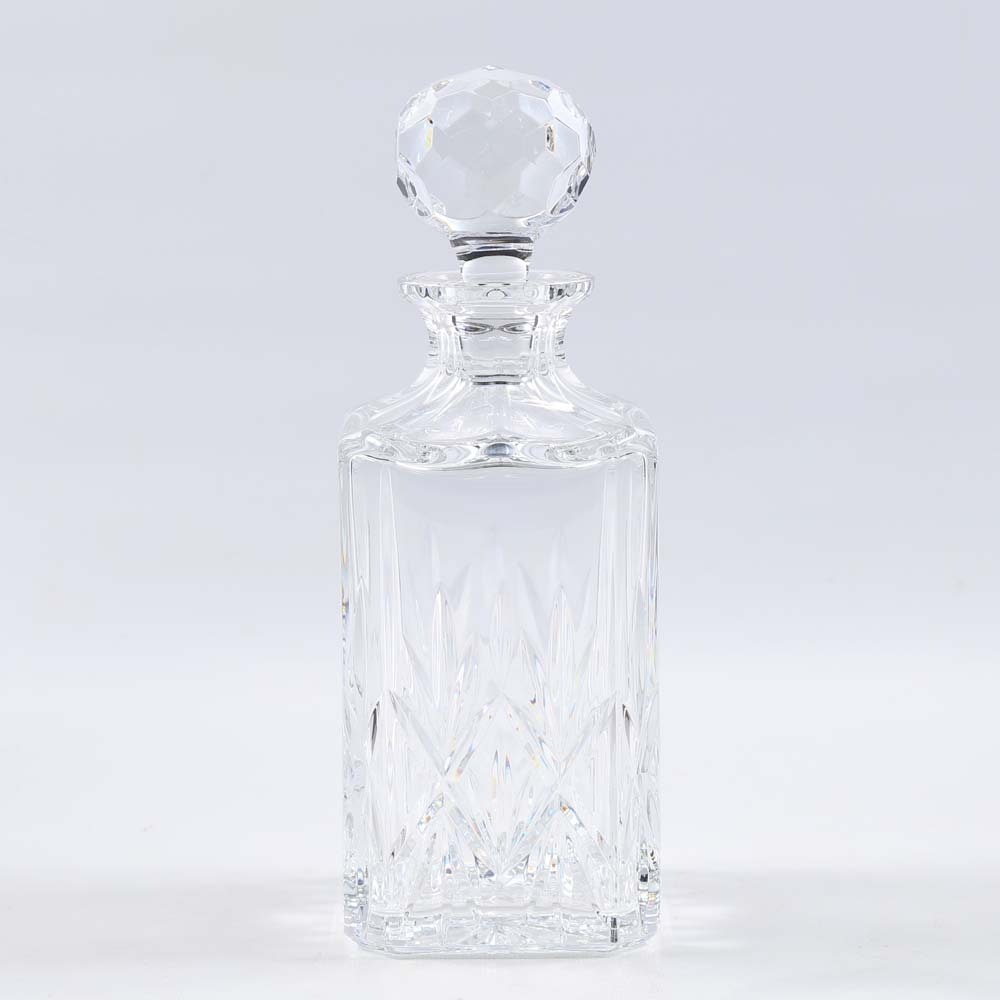 Tiffany & Co. Crystal Decanter