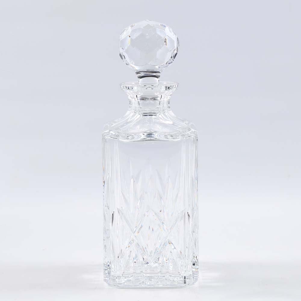 Tiffany & Co. Crystal Decanter