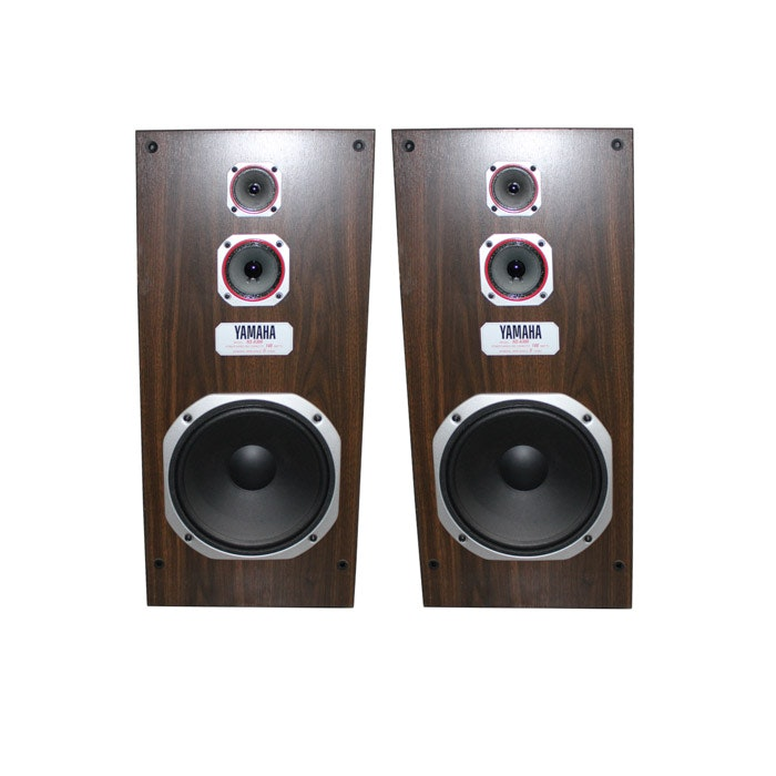 Yamaha Floor Standing Speakers