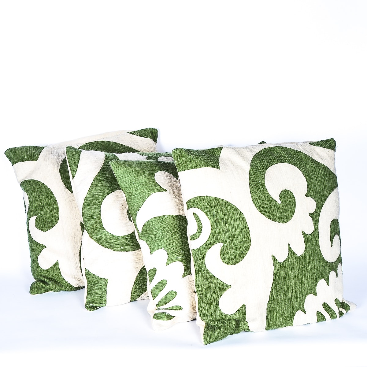 Set of Down Filled Accent Pillows