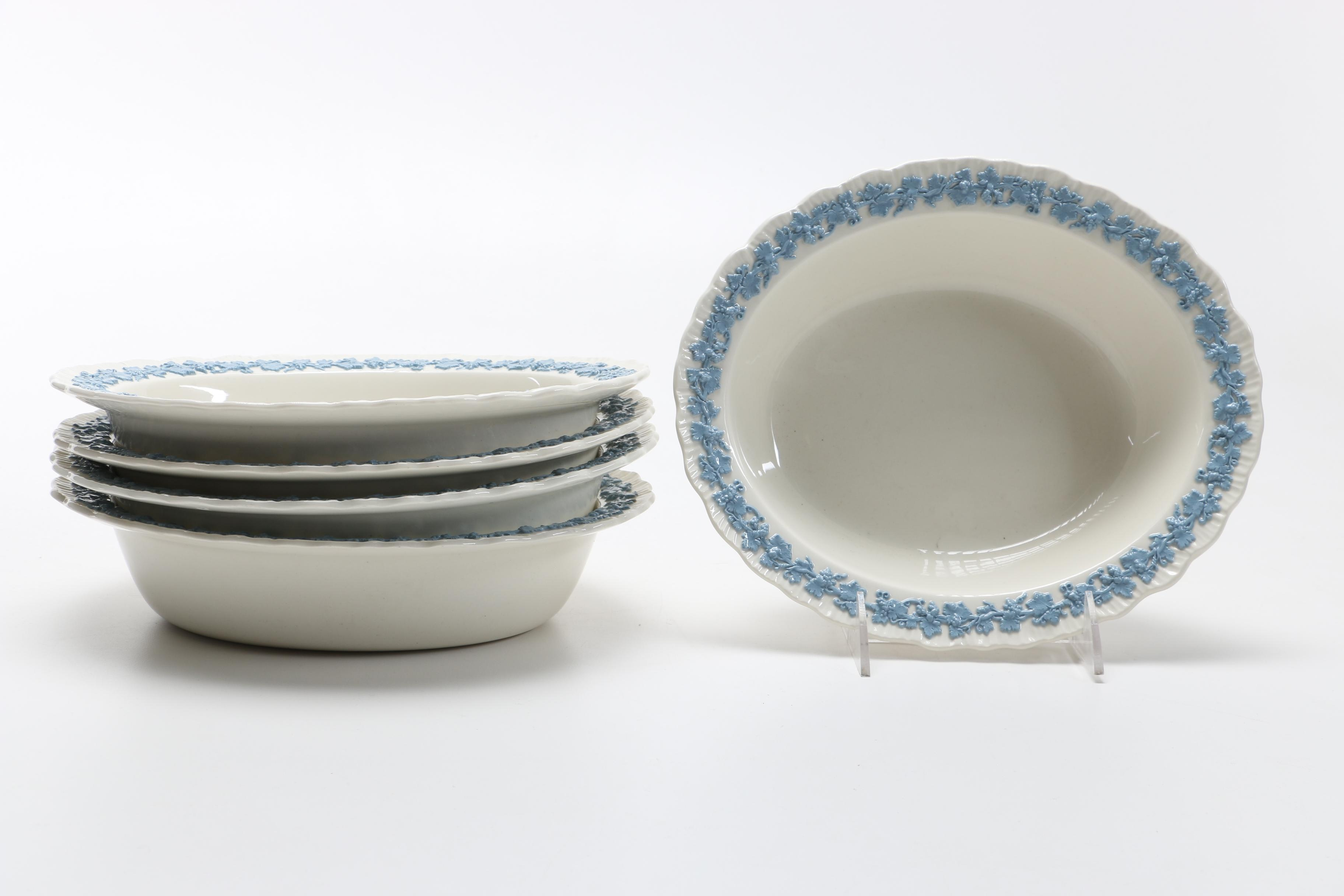 Collection Of Wedgwood Queensware Ebth