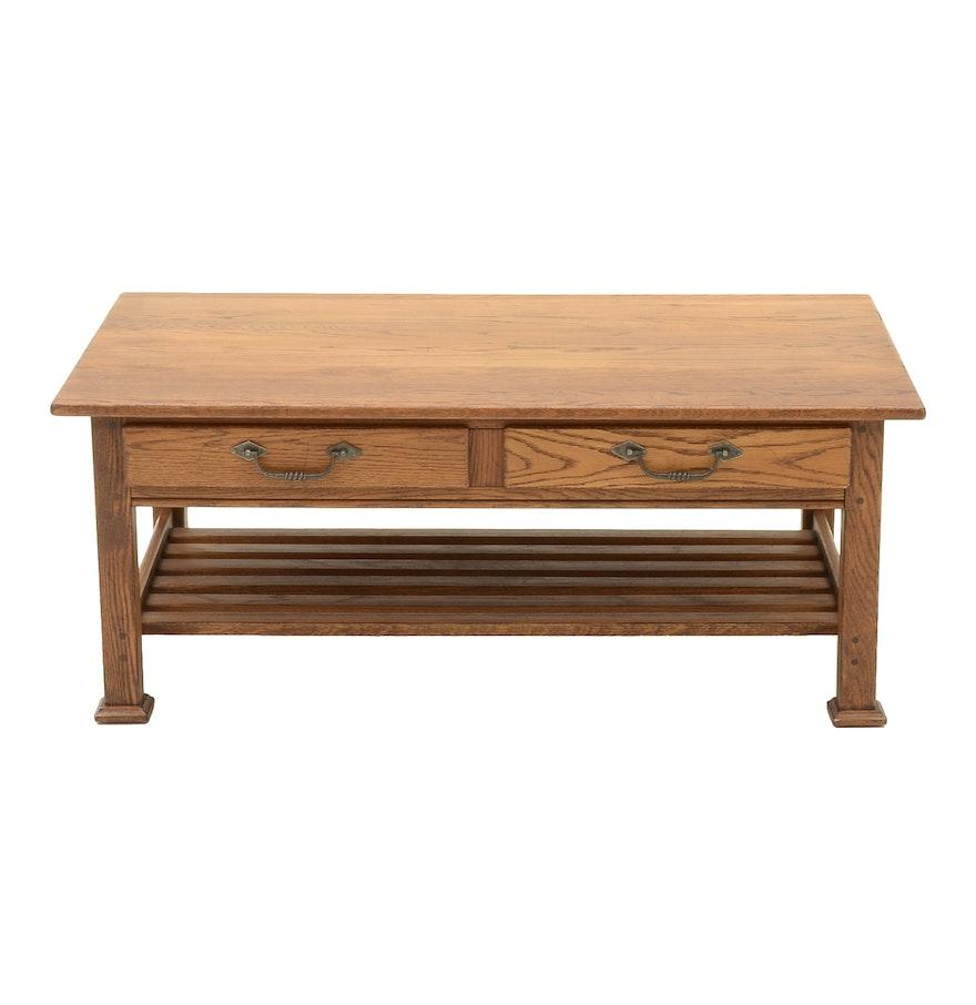 Lexington Oak Coffee Table