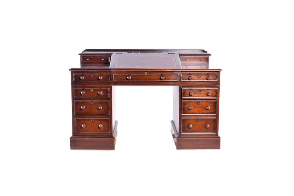 Charles Dickens Replica Desk By Hekman Furniture ...