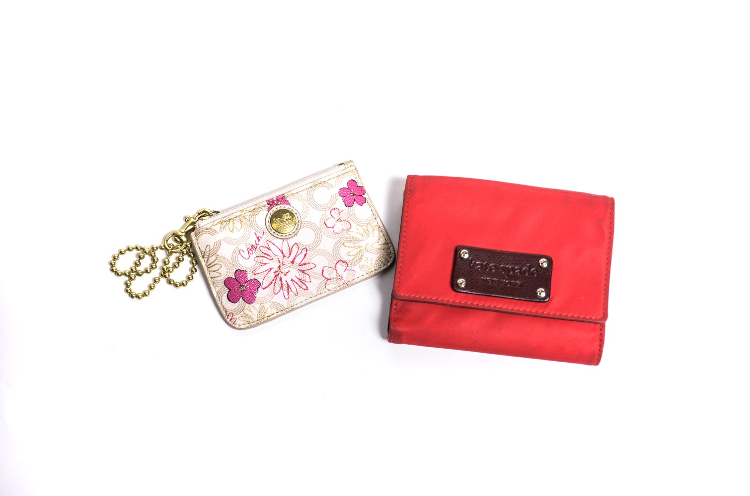 Coach and Kate Spade Wallets