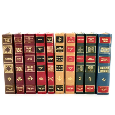 Classic Literature Book Set