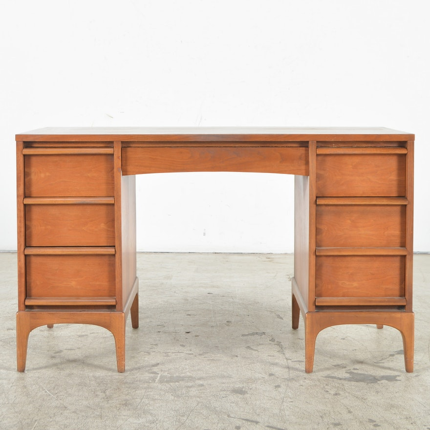 Lane Furniture Mid Century Modern Desk Ebth