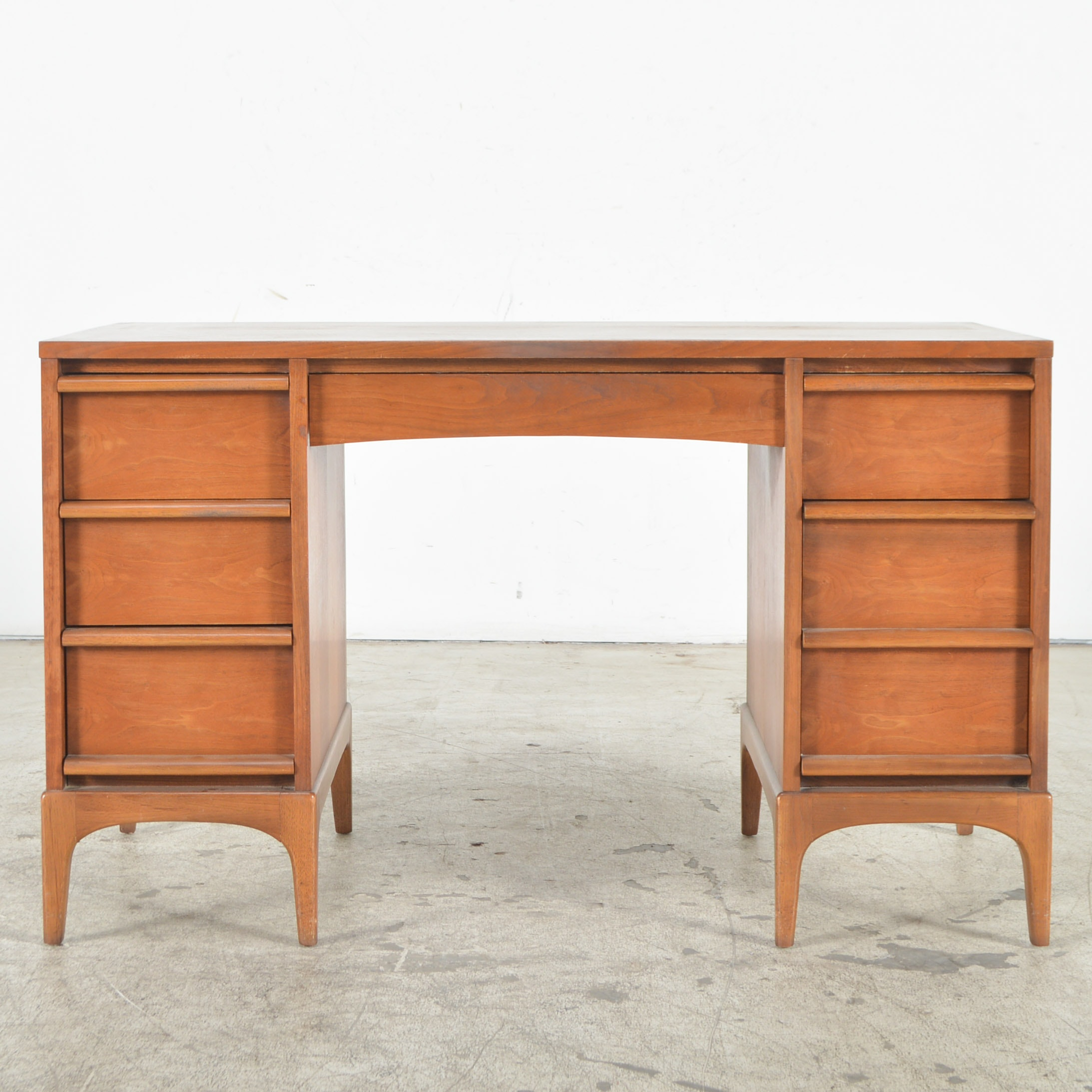 Lane Furniture Mid Century Modern Desk ...