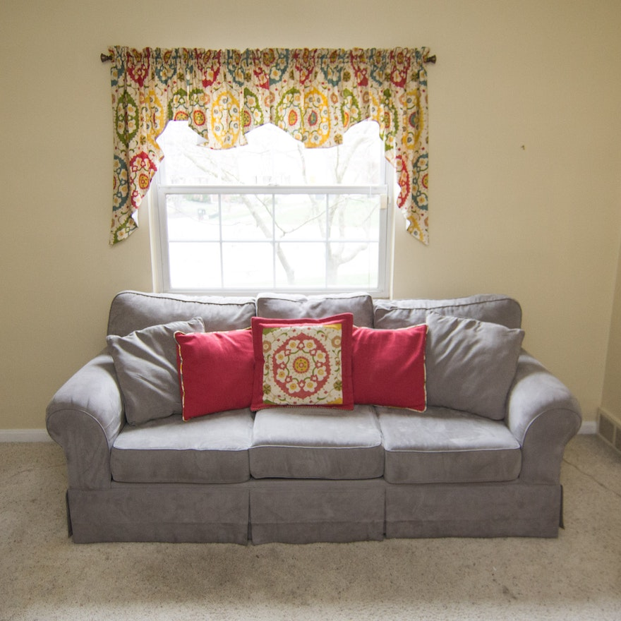 Sofa Express Couch And Ottoman