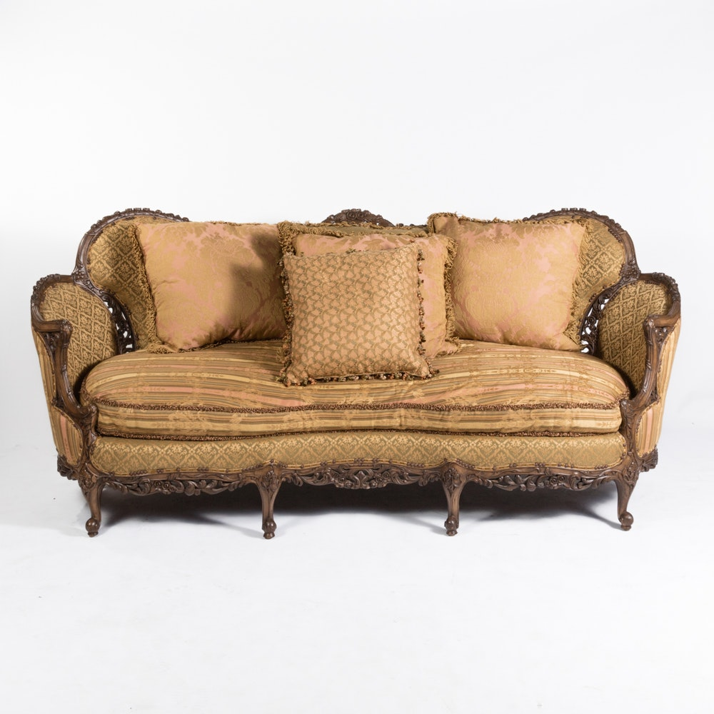 Carol Hicks Bolton For EJ Victor Furniture Company Sofa ...